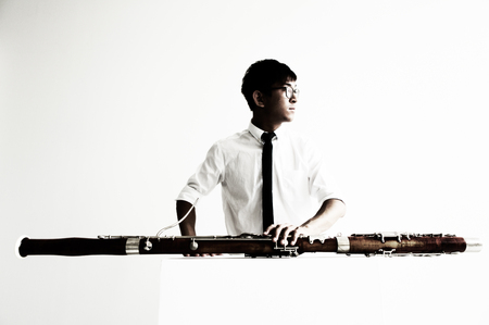 Toby Chan Bassoonist