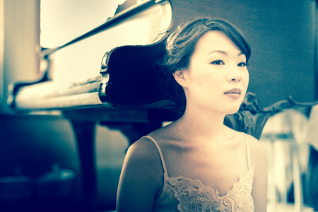 Pianist Juliana Han