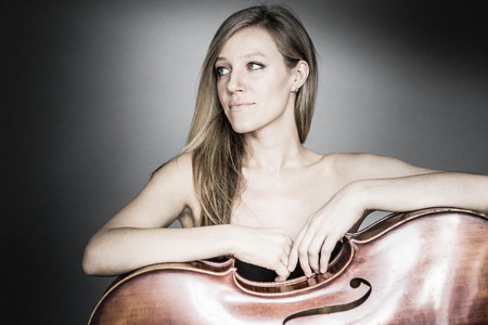 Cellist Laura Metcalf